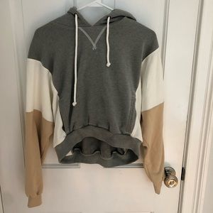 Abercrombie & Fitch cropped sweatshirt BARELY WORN